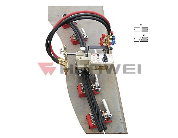 (HK-72T) Three-Dimensional Protable Flame Cutting Machine
