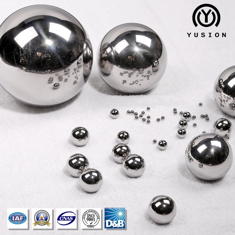 S-2 Tool Steel (RockBit) Ball 55sm5fa-60 4.7625mm~150mm