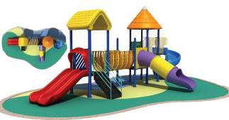 Outdoor Playground (H-11001)