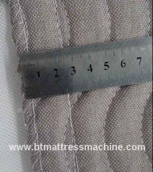 Multifunction Mattress Flanging and Overlock Sewing Machine