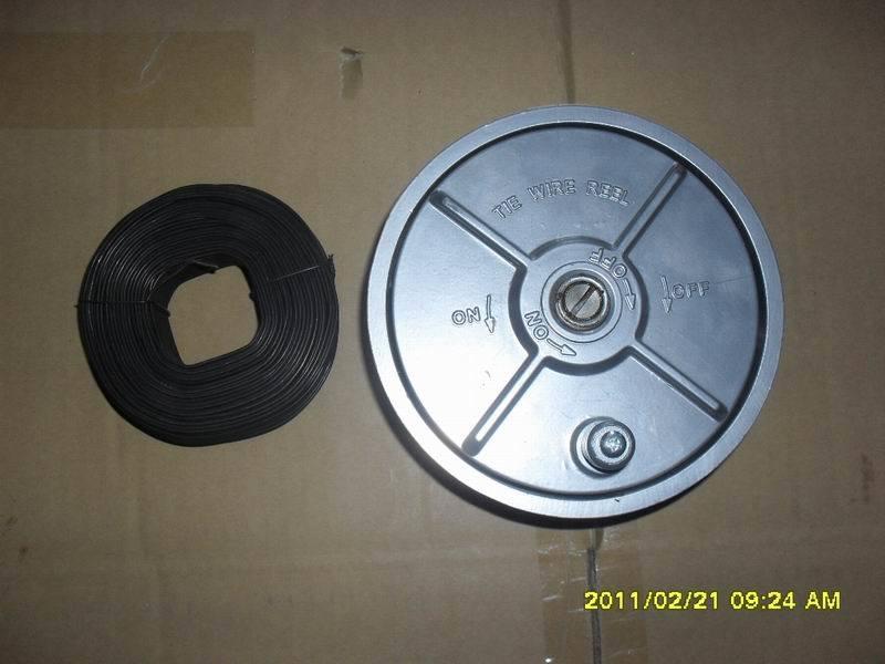 china aluminum tie wire belt tie wire reel photos
