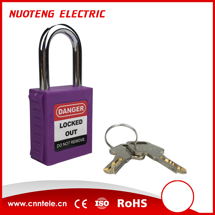 Loto 38mm Color Different Security Lock Safety Padlock