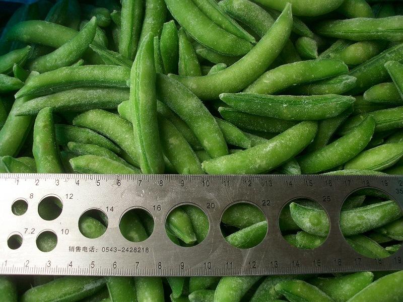 Frozen / IQF Sugar Vegetables