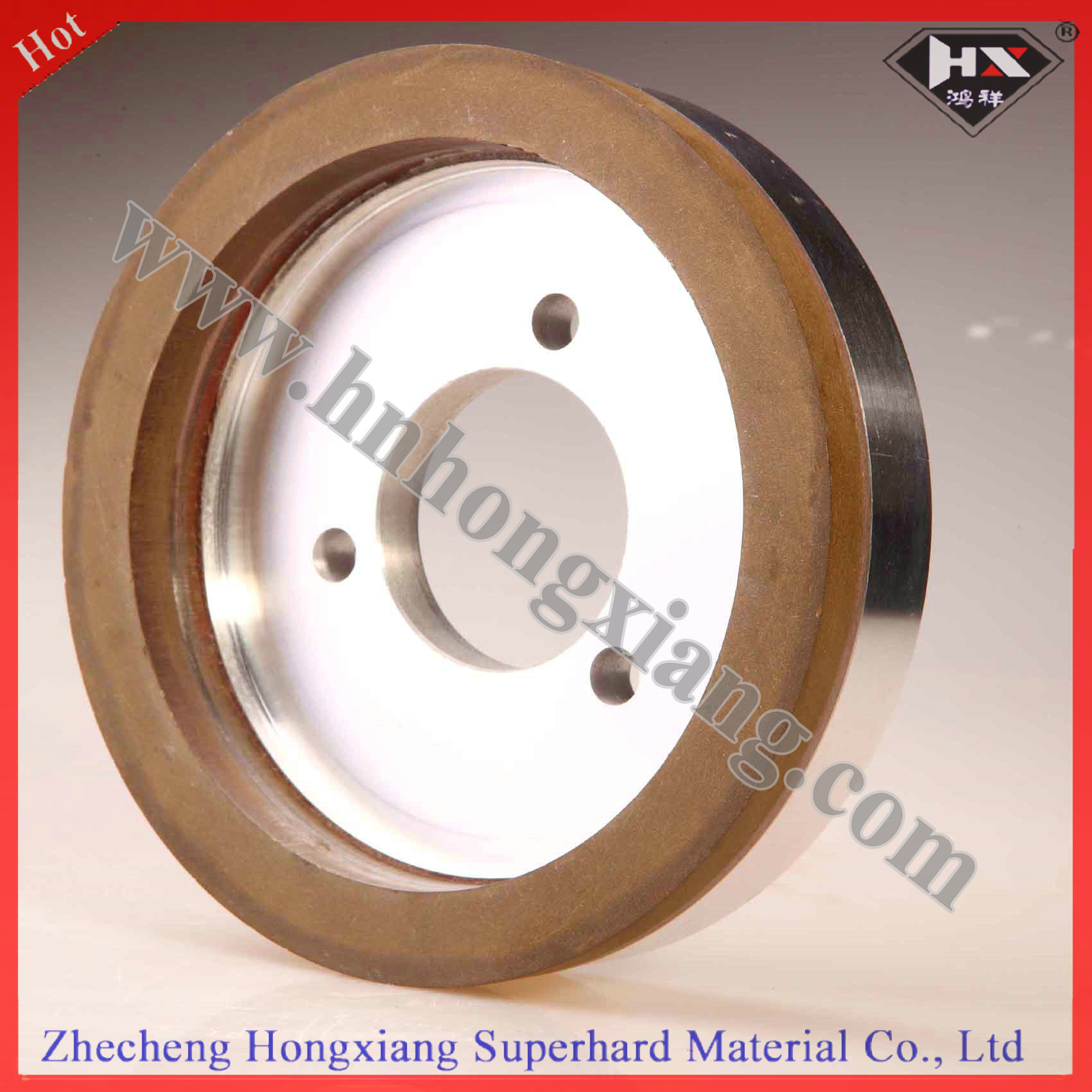 Resin Bond Diamond Cup Wheel for Glass Grinding