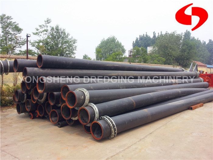 Suction Dredge Pipe with Floater