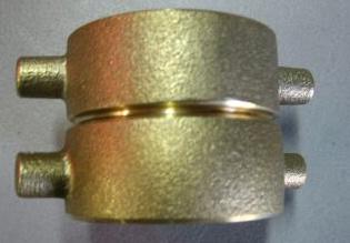 Swivels Brass