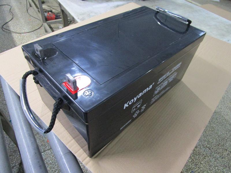 12V250ah Lead Acid Solar AGM Battery for Telecom