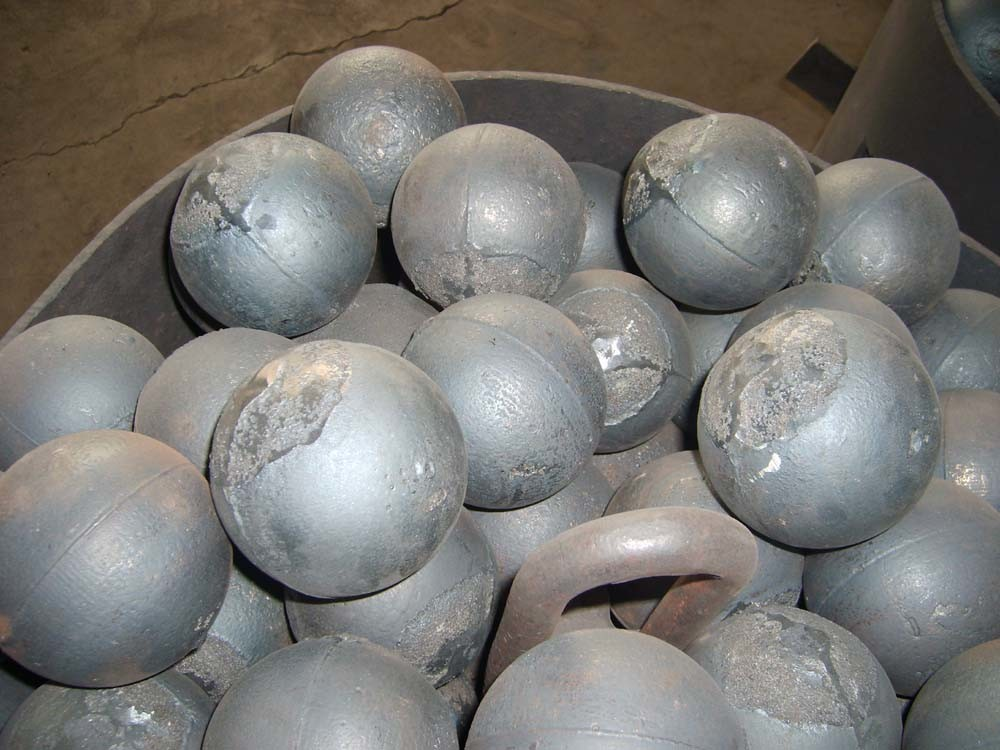 Medium Chrome Casting Steel Ball