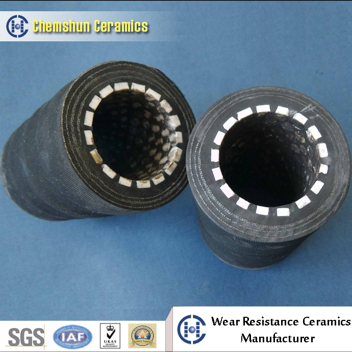 Vibration Damping Ceramic Mining Hose with High Wear Resistance