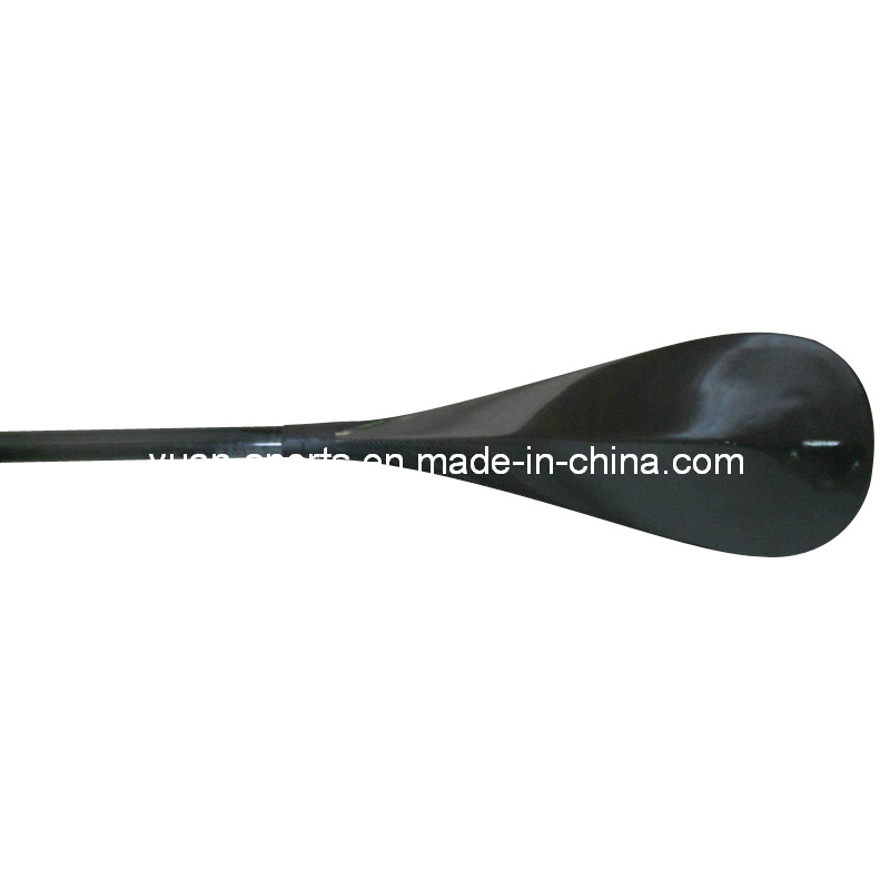 High Performance 100% Carbon Fiber Paddle for Sup Surfboard