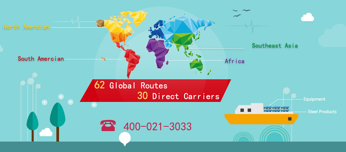 Break Bulk Cargo Shipping Agent to Africa