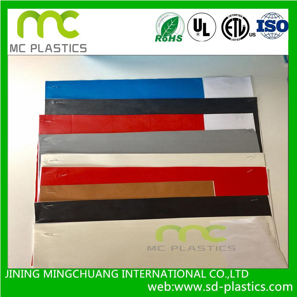 Soft/Flexible/Transparent/Colors PVC Film