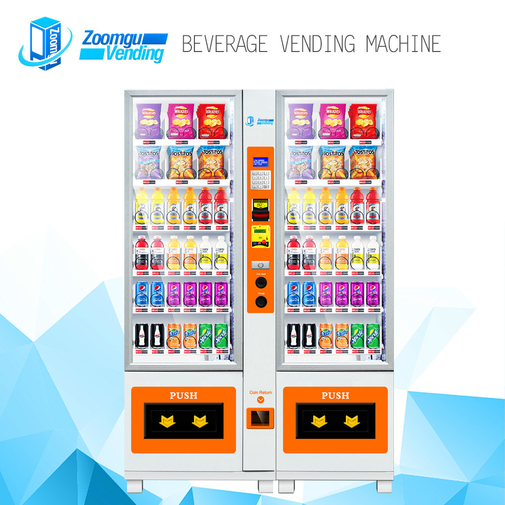 Zoomgu Brand Cold Drink Vending Machine