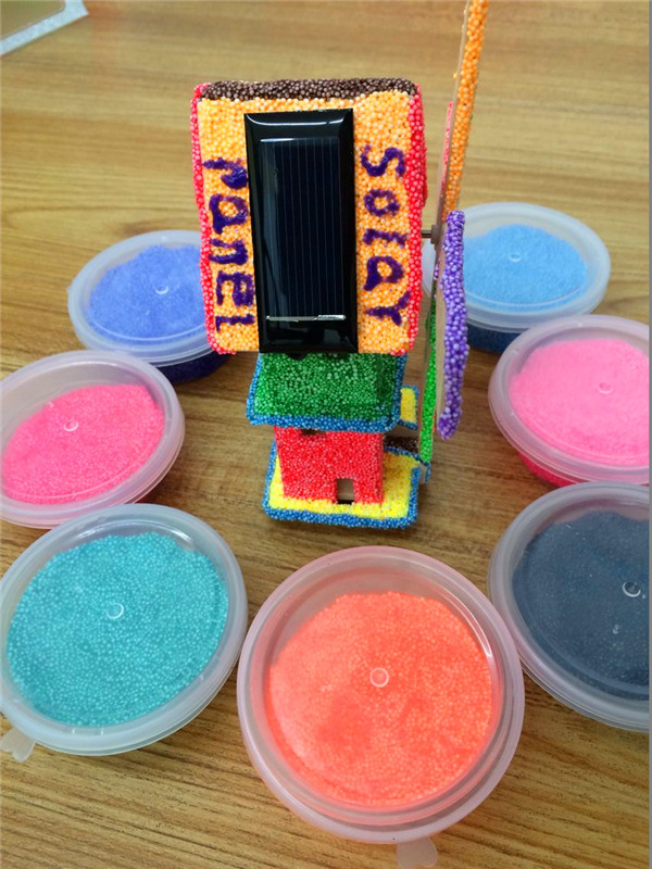 20g Non-Toxic Self Sealing Bag Air Dry Super Light Clay Factory Direct Sales Stationery Play Dough Funny Air Dry Clay