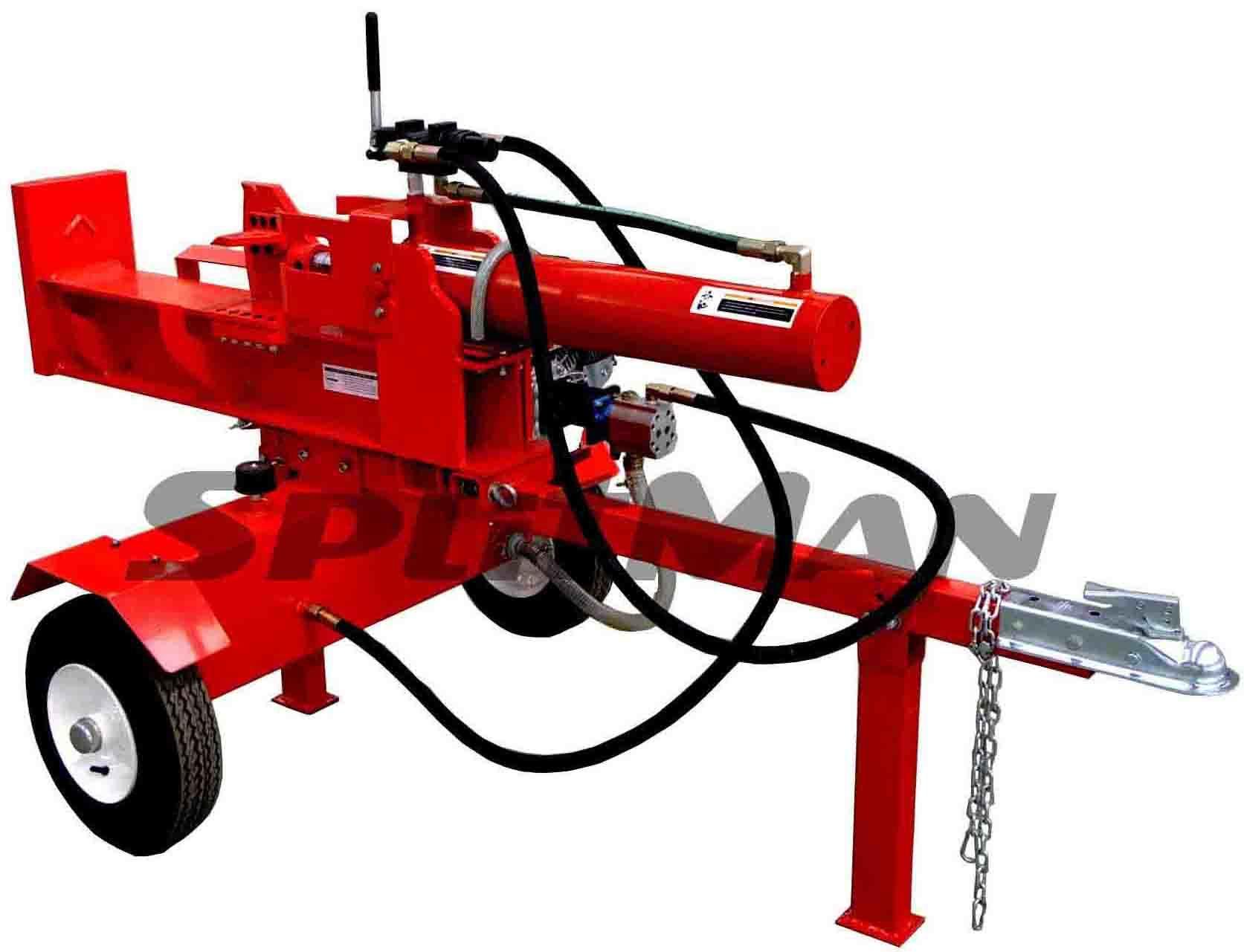 China Hydraulic Log Splitter - China Log Splitter, Hydraulic Log ...
