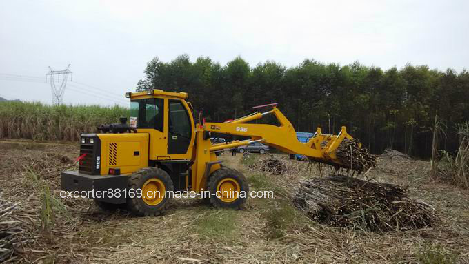 High Quality Sugarcane Loader with Cheap Price