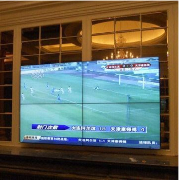 "47"" Screen Wall Seamless Advertising Display Wall"
