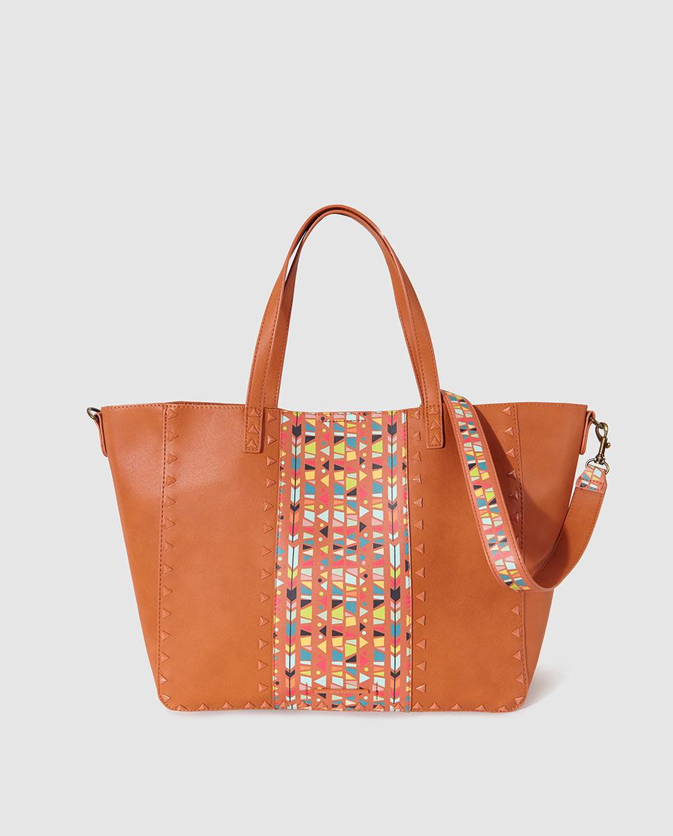 2017 Wholesale Fashion PU Leather Printed Women Handbags