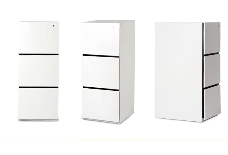 Anti-Tilt Mechanism File Cabinet Vertical Filing Cabinet /Drawer Filing Cabinet /3 Drawer Cabinet