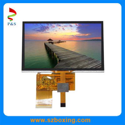 4.3inch TFT LCD with Capacitive Touch Panel