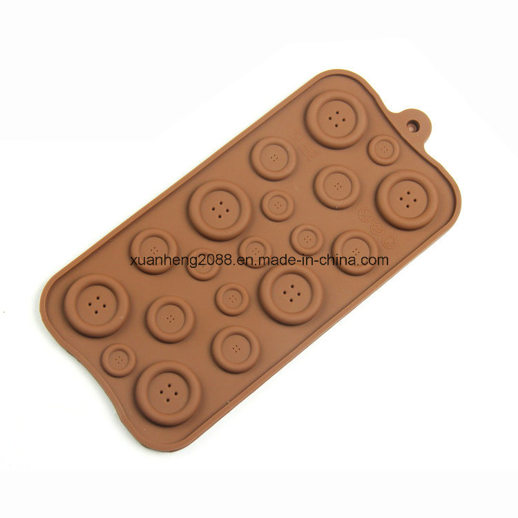 Silicone Chocolate Cake Mould