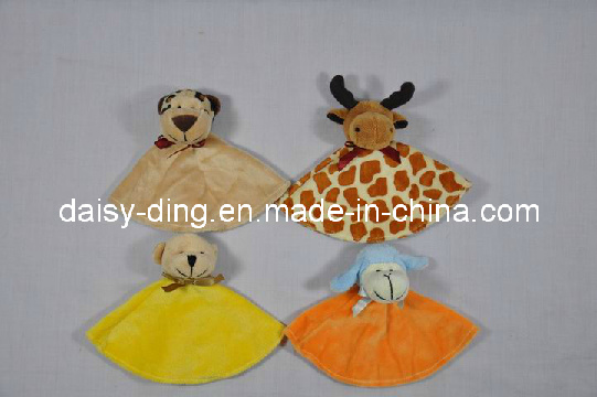 Small Animals Baby Hand Holding Cushion
