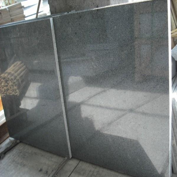 China Cheap Granite, G654 Dark Grey Granite Slab