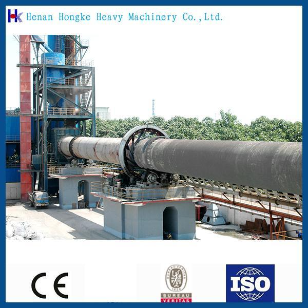 Active Quick Lime Rotary Kiln for Sale