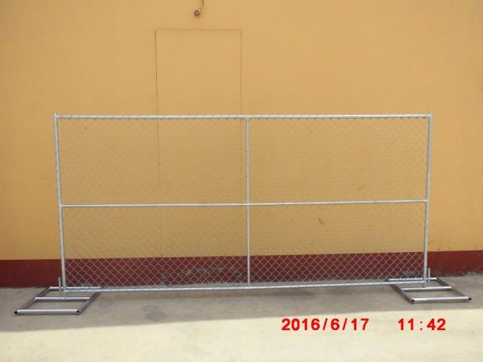 Chain Link Infill Mesh 6 Foot X 12 Foot Temporary Fencing Panels