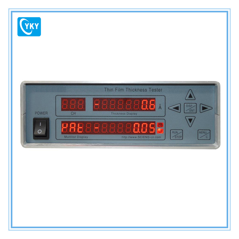 Quartz High Resolution Thin Film Thickness Controller/Monitor