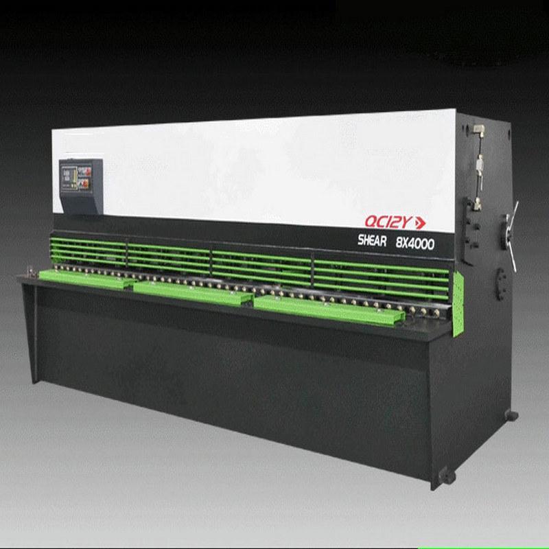 QC12k - 6*2500mm Hydraulic Swing Beam Shearing Machine