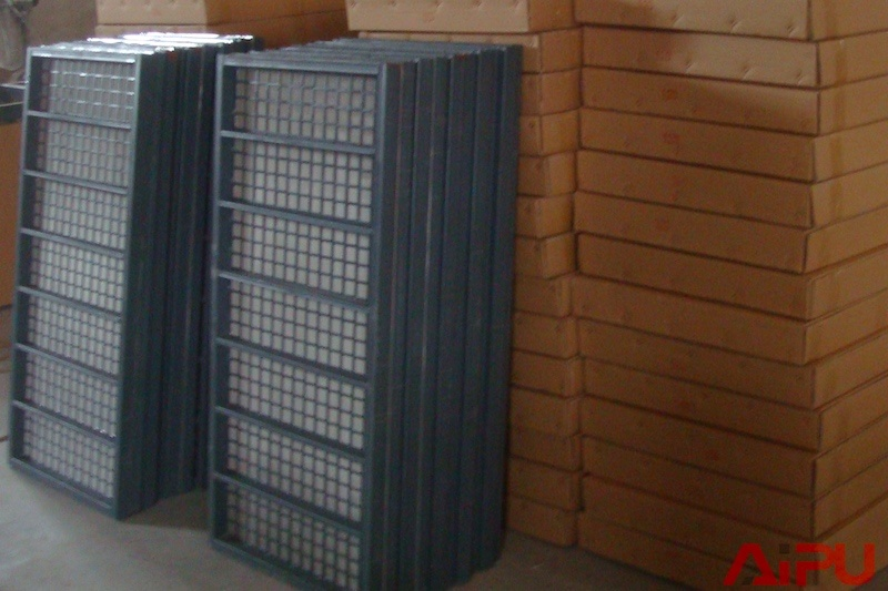 Replacement Shaker Screen for Different Shaker in Oilfield