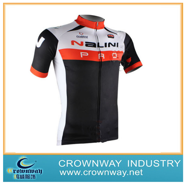 Cycling Bicycle Comfortable Outdoor Short Sleeves Jersey for Men