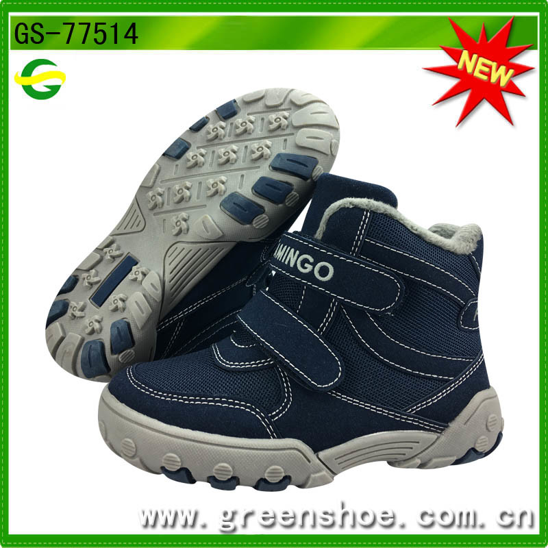 New Arrival Warm Children Winter Shoes
