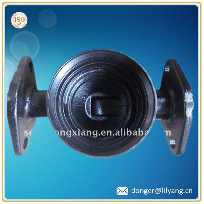 Grey Iron Casting, Ductile Iron Casting for Pump, Impeller, Valve