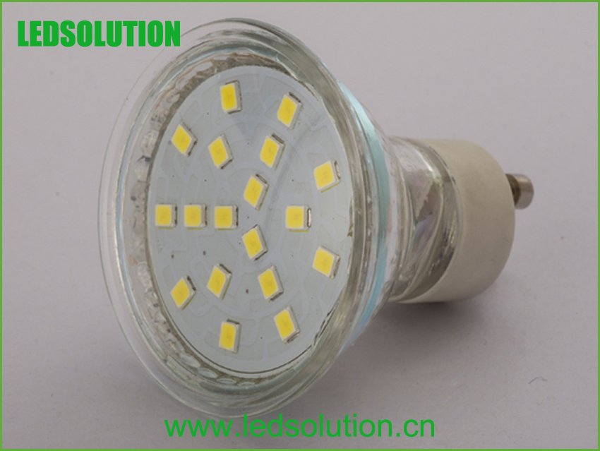 Good Quality GU10 Good Quality SMD 3W LED Spot Light