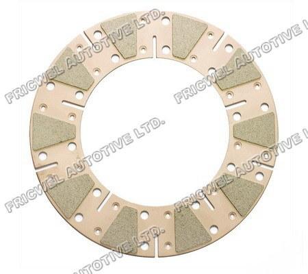 High Performanc Racing Disc (B10000) , Ceramic Clutch Disc
