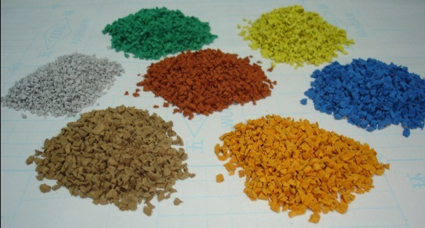 Rubber Particles/Natural Rubber/EPDM Rubber Particles
