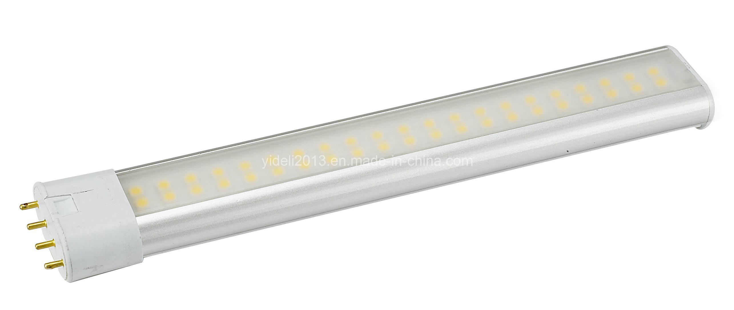 10W LED Pl Tube Light L217mm with External Driver