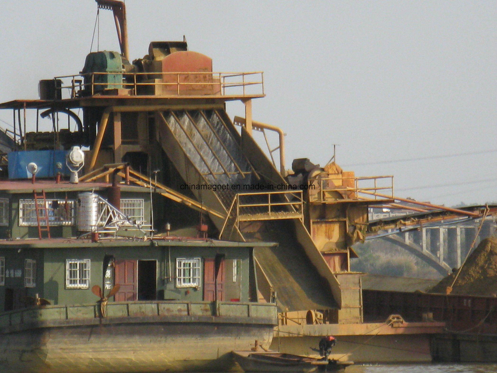 Gold Mining Equipment/Gold Mining Dredger for Gold Mining