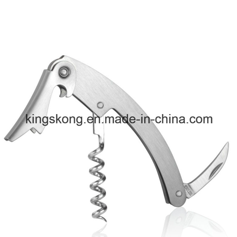 Double Reach Corkscrew Wine Bottle Opener