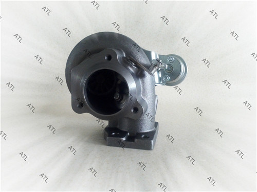 Gt2052s Turbocharger for Perkins 727266-5001s 2674A391