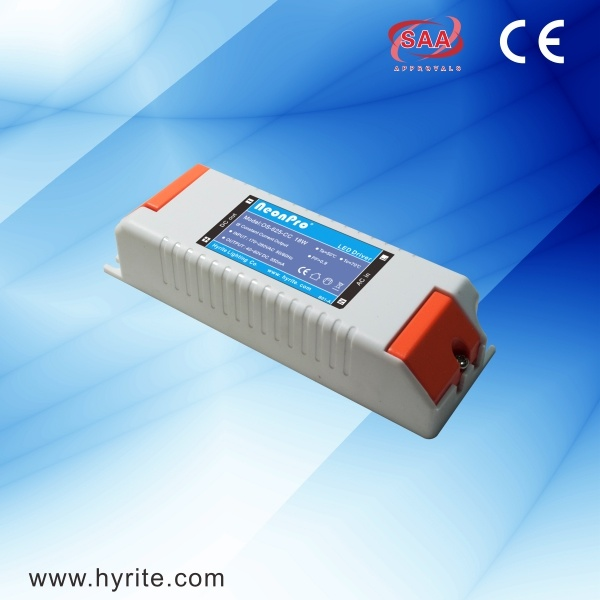 18W 700mA Constant Current LED Transformer with Ce