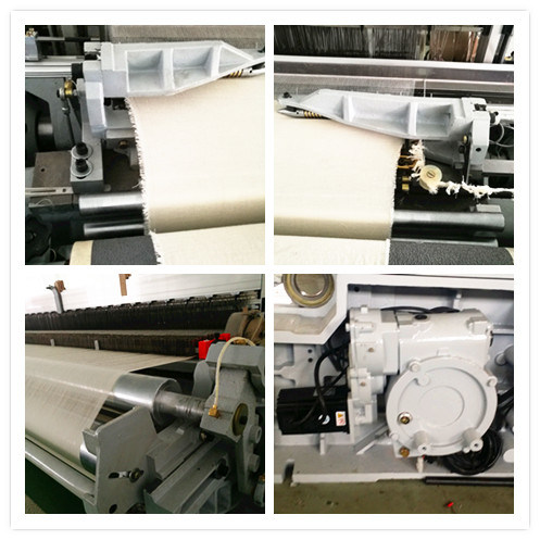 Yinchun Type Cotton Fabric Air Jet Loom Weaving Loom Price