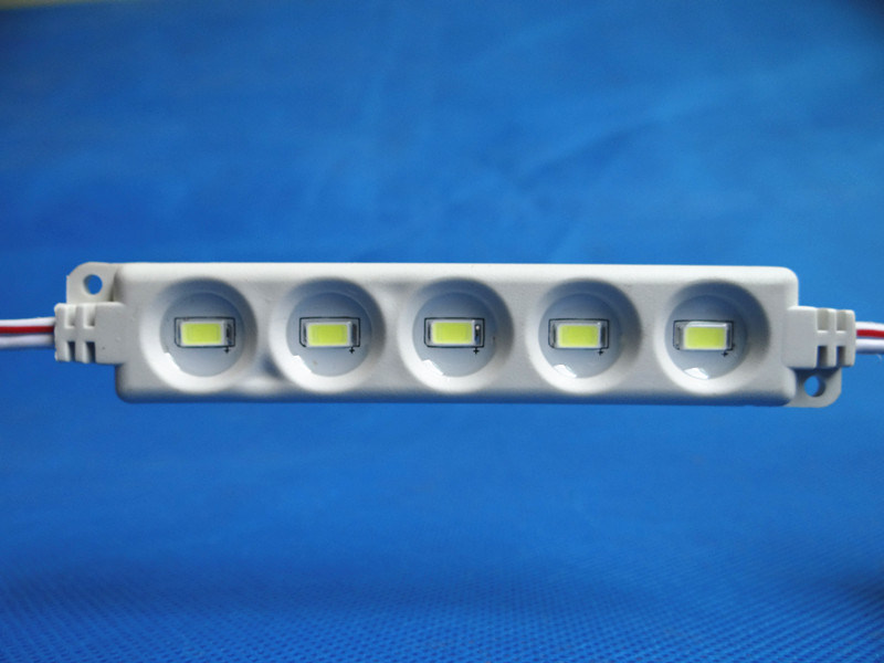 SMD 5730 LED Injection Module 5LED 5630 Module Waterproof DC12V
