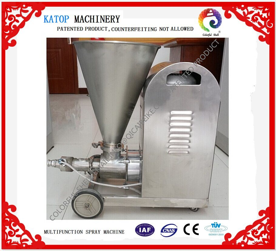 Used for Paints Spraying Construction Machinery / Multifunction Spray machine