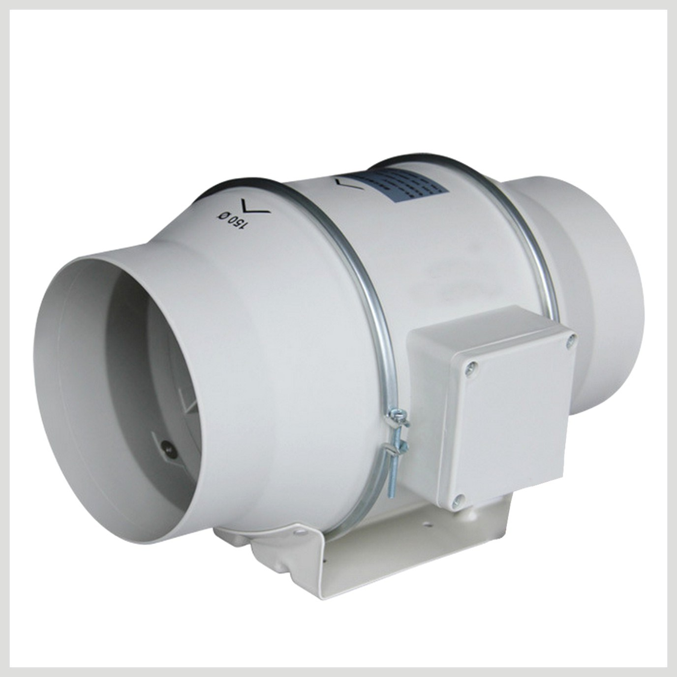 Kfl-150p Inline Duct Fan Ventilation Fan
