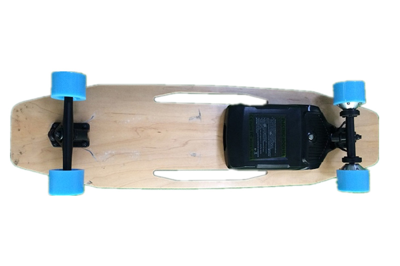 Four Wheel Electric Longboard/Skateboard with Remote Control