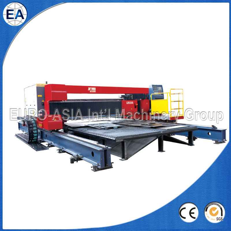 CNC Laser Cutting Machine for Ground Rail