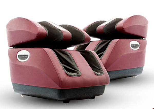 Shiatsu Infrared Heating Air Compression Leg Massager